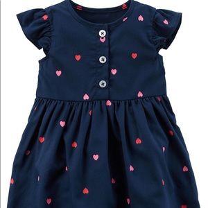 3M Heart Flutter Dress
